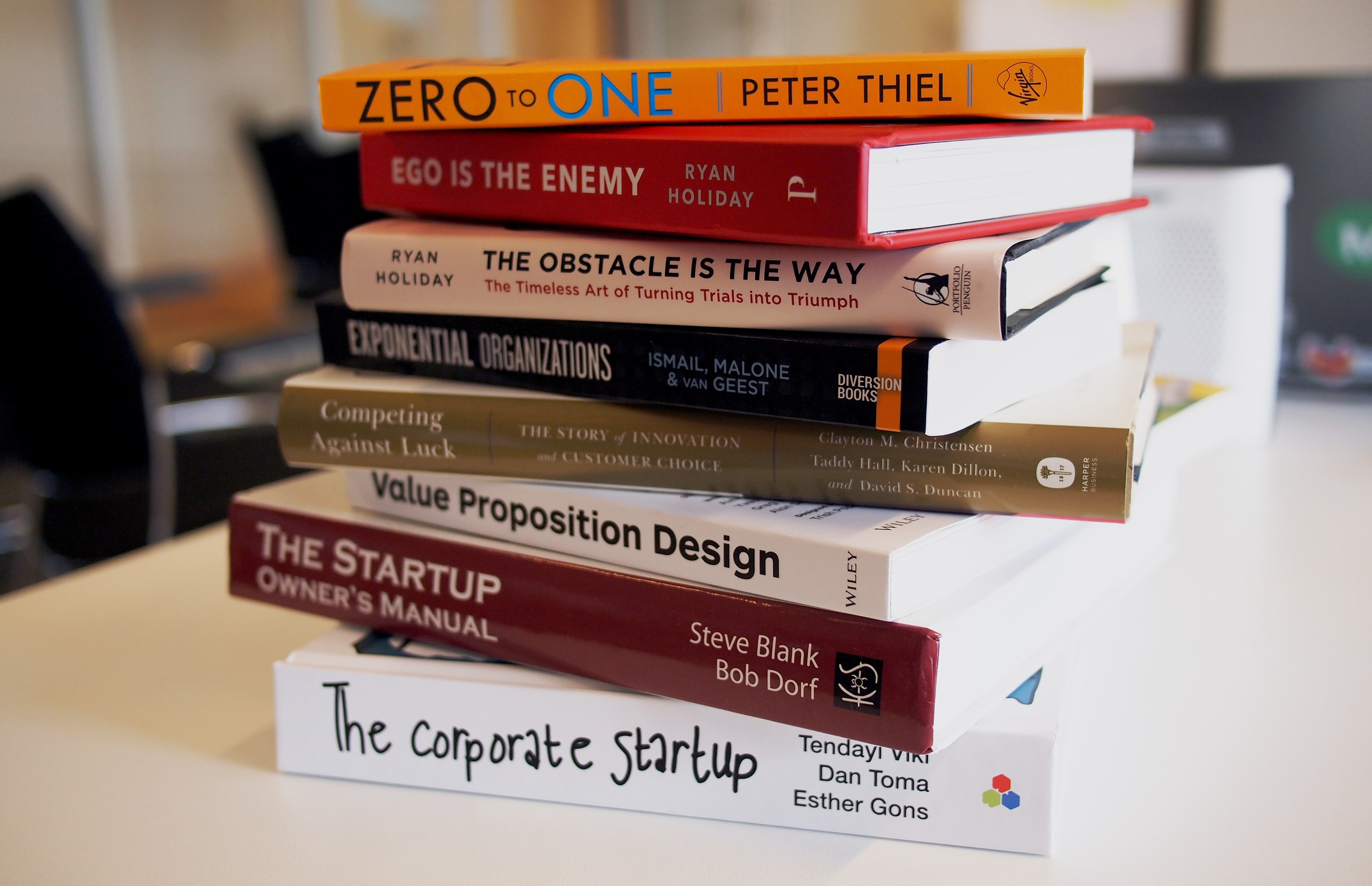 10 Essential Business Books For The Digital Age Cultbizztech