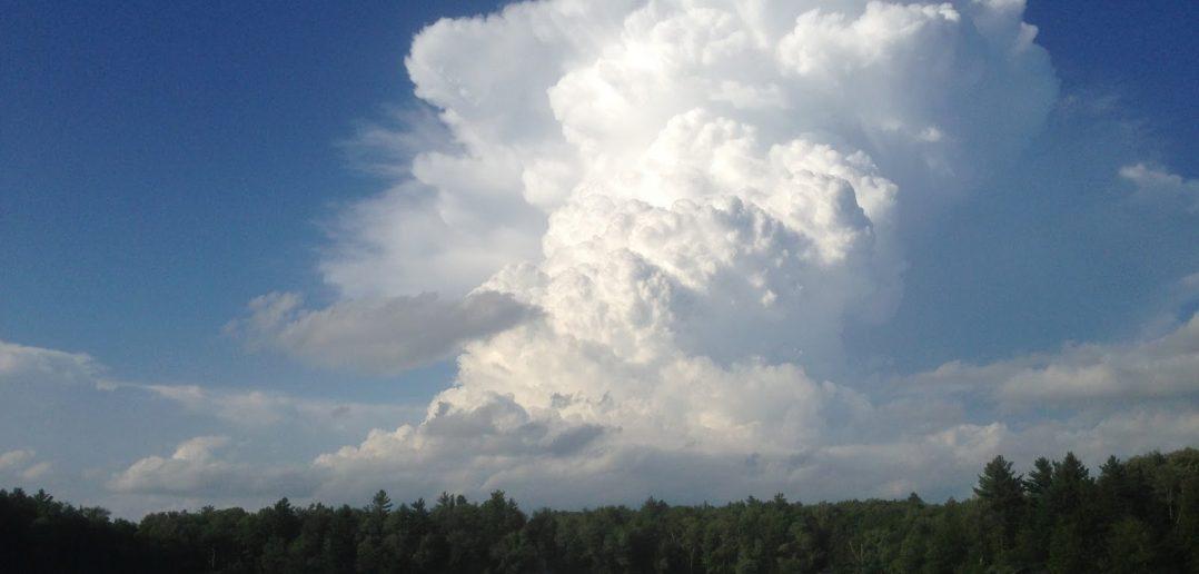 Cumulonimbus-Cloud