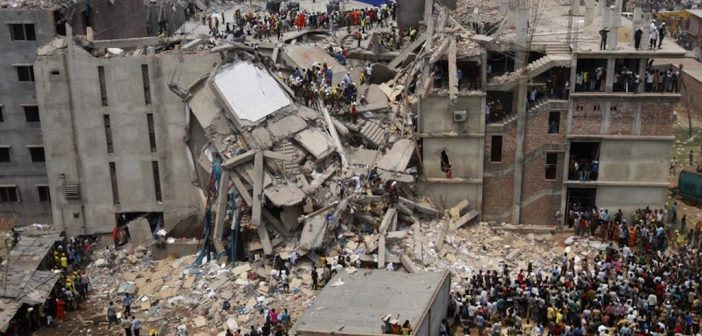 H&M, Zara and the Rana Plaza collapse