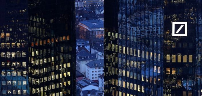 The Deutsche Bank spying scandal