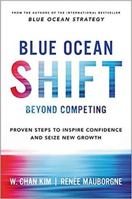 Blue Ocean Shift- Beyond Competing - Proven Steps to Inspire Confidence and Seize New Growth