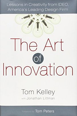 The Art of Innovation- Lessons in Creativity from IDEO, America's Leading Design Firm